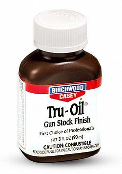 tru oil gunstock finish instructions